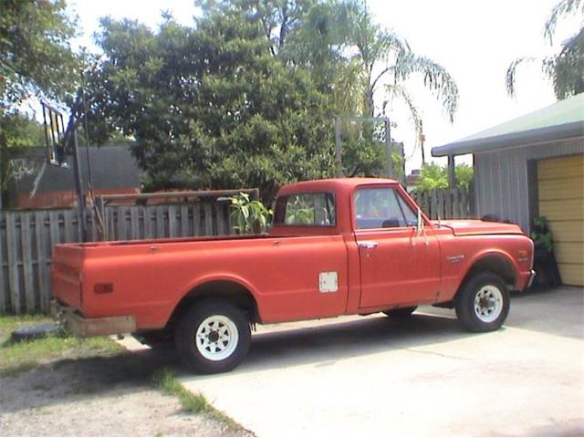Picture of Classic 1972 Chevrolet Pickup located in Cadillac Michigan - PNB6
