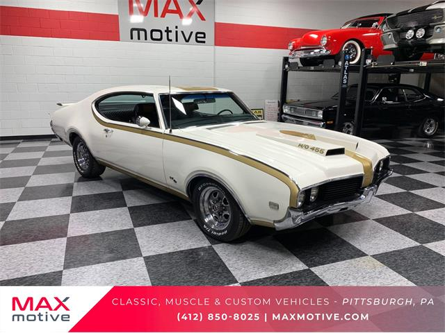 Picture of '69 Oldsmobile Hurst located in Pennsylvania Offered by  - PIPY