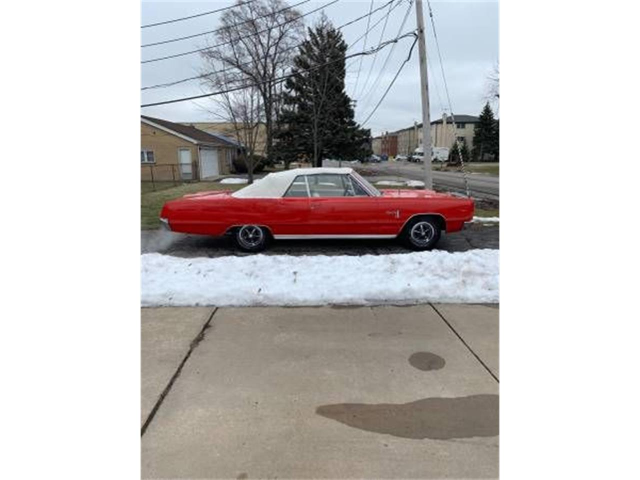 Large Picture of 1967 Plymouth Sport Fury - PNBV