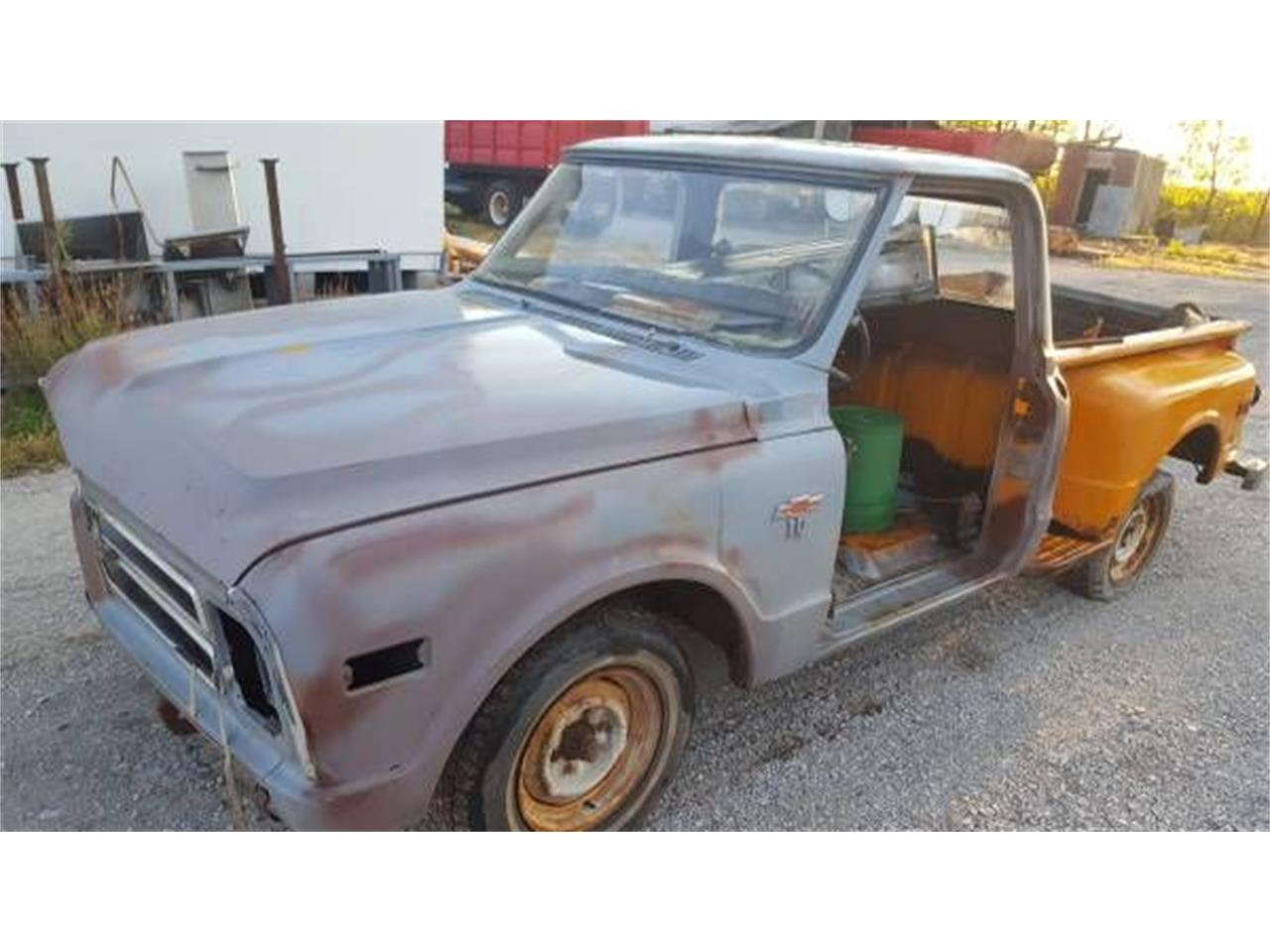 Large Picture of '68 Pickup - PNC2