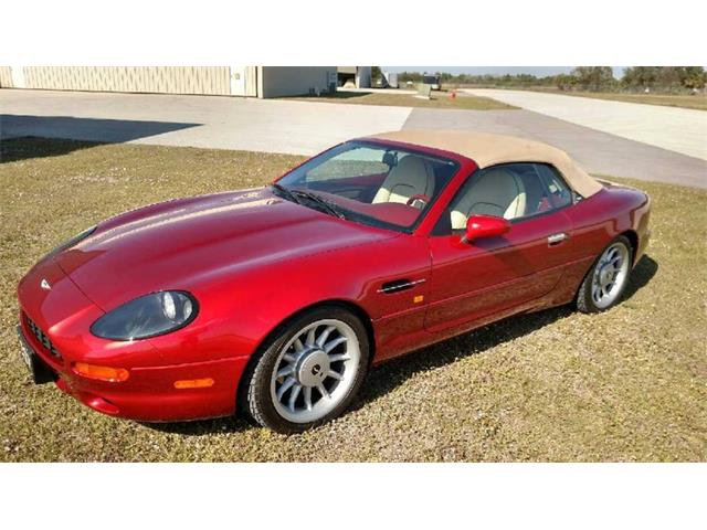 Picture of '97 DB7 - PIQ1