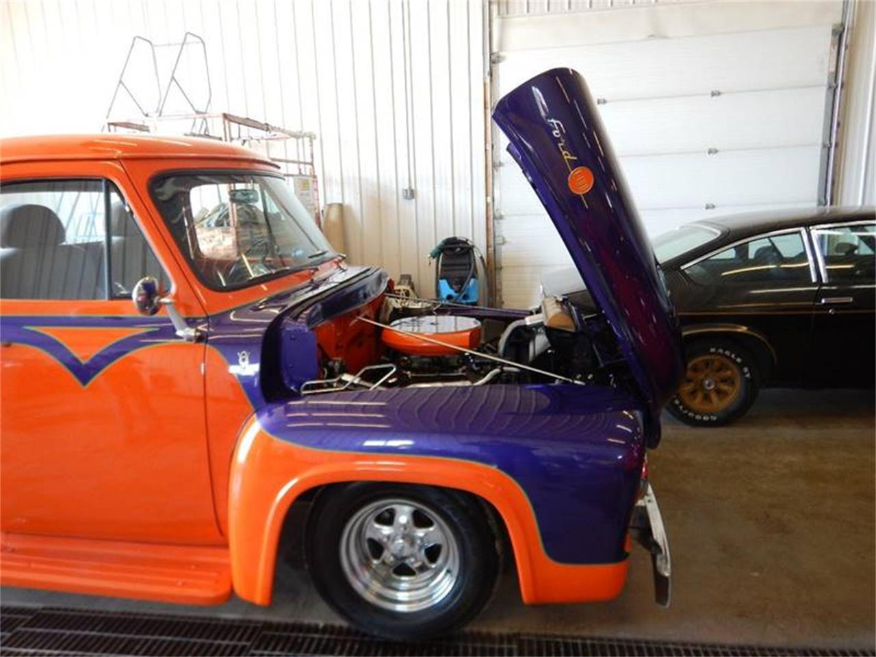 Large Picture of Classic 1955 Ford F100 Auction Vehicle - PNCF
