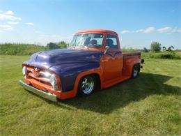 Picture of '55 F100 located in Clarence Iowa Offered by Kinion Auto Sales & Service - PNCF