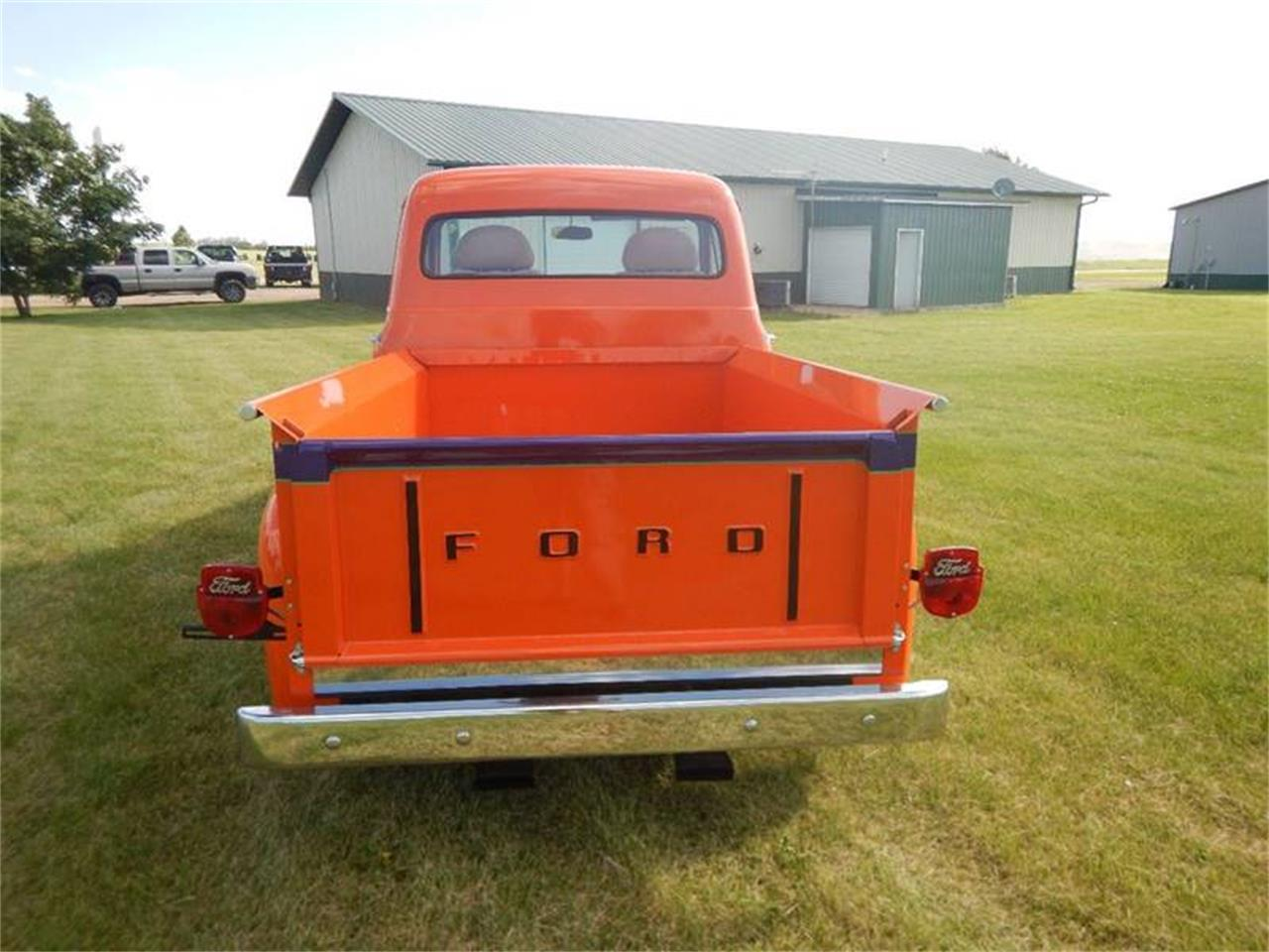 Large Picture of Classic '55 F100 located in Clarence Iowa - PNCF