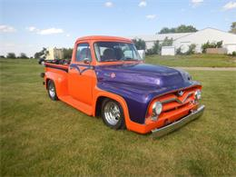 Picture of Classic 1955 F100 located in Clarence Iowa Auction Vehicle - PNCF