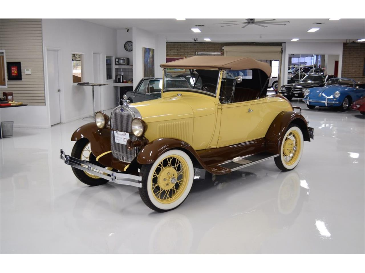 Large Picture of '29 Model A - PNCO