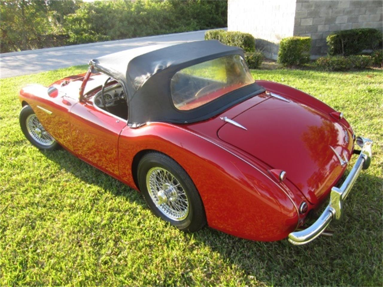 Large Picture of Classic '55 Austin-Healey 100-4 located in Florida - $68,400.00 - PNCT