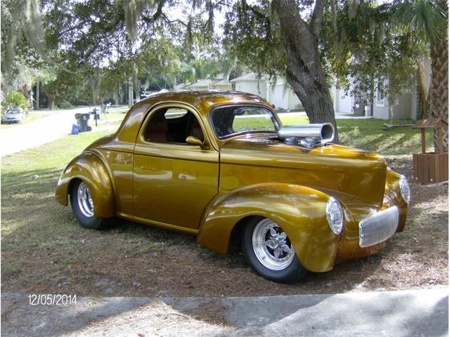 Picture of 1941 Willys Pro Street located in Florida Auction Vehicle Offered by  - PIQ3