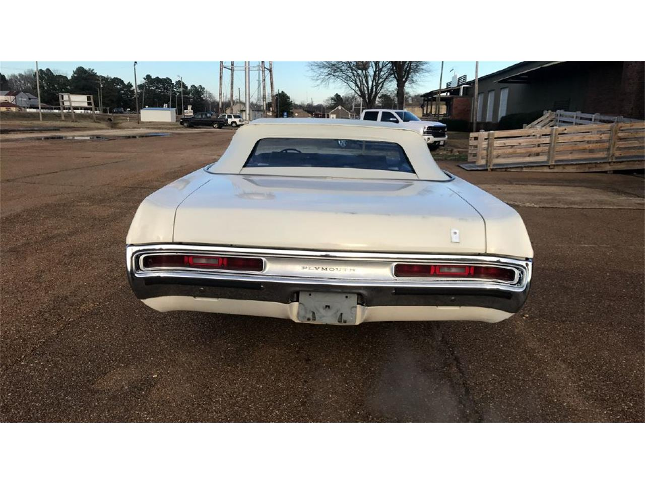Large Picture of Classic '70 Plymouth Fury located in Mississippi - $19,995.00 Offered by Cotton Warehouse Classic Cars - PNDI