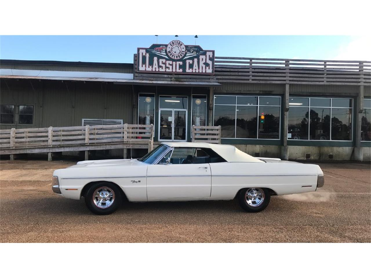 Large Picture of '70 Plymouth Fury located in Mississippi - $19,995.00 - PNDI