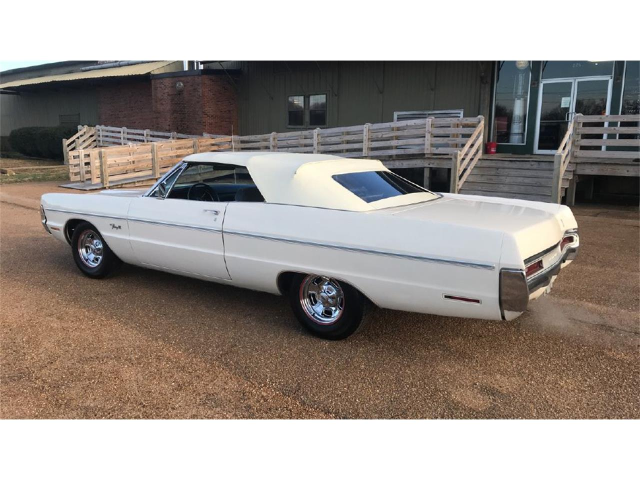 Large Picture of 1970 Plymouth Fury located in Batesville Mississippi - $19,995.00 Offered by Cotton Warehouse Classic Cars - PNDI