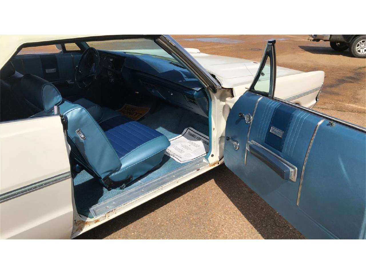 Large Picture of Classic 1970 Plymouth Fury located in Batesville Mississippi - $19,995.00 Offered by Cotton Warehouse Classic Cars - PNDI