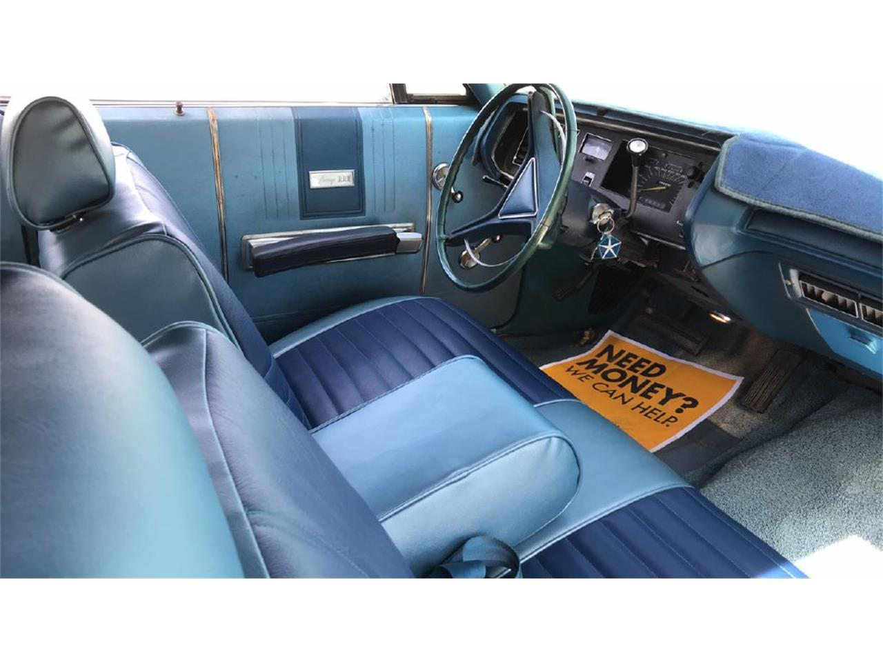 Large Picture of '70 Plymouth Fury Offered by Cotton Warehouse Classic Cars - PNDI