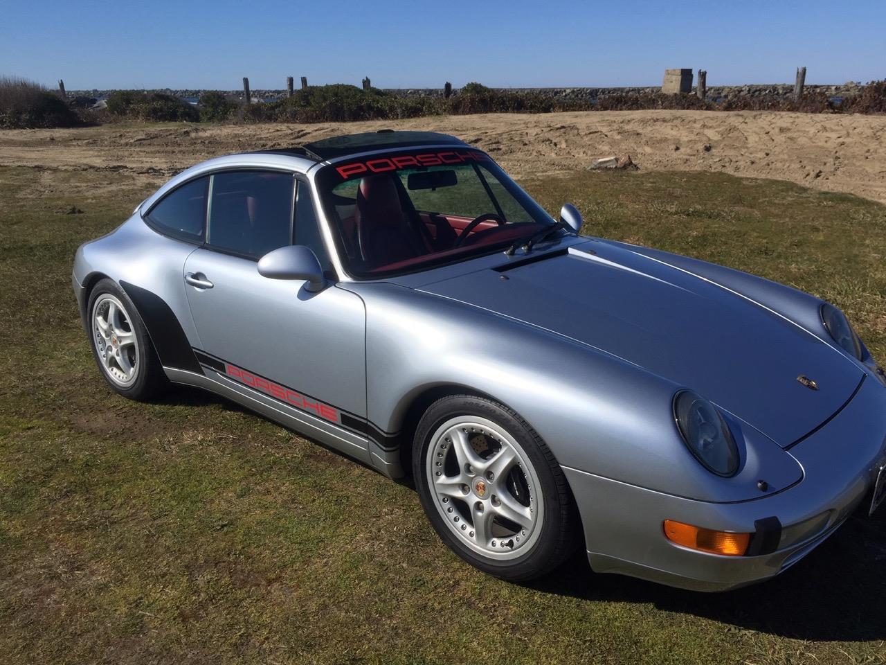 For Sale: 1996 Porsche 993 in Monterey, California