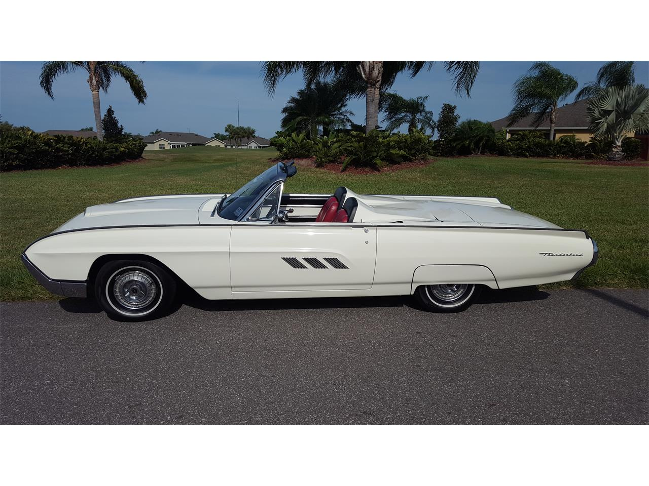 Large Picture of Classic 1963 Thunderbird located in Sun City Center Florida - $29,500.00 - PNEF