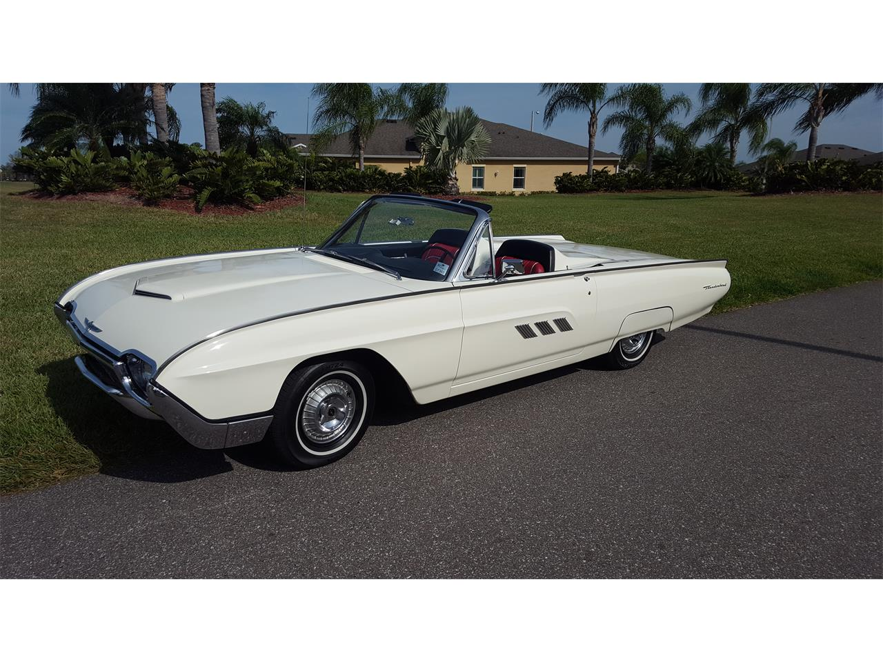 Large Picture of Classic 1963 Ford Thunderbird located in Sun City Center Florida - $29,500.00 - PNEF