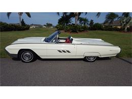 Picture of Classic '63 Thunderbird Offered by a Private Seller - PNEF