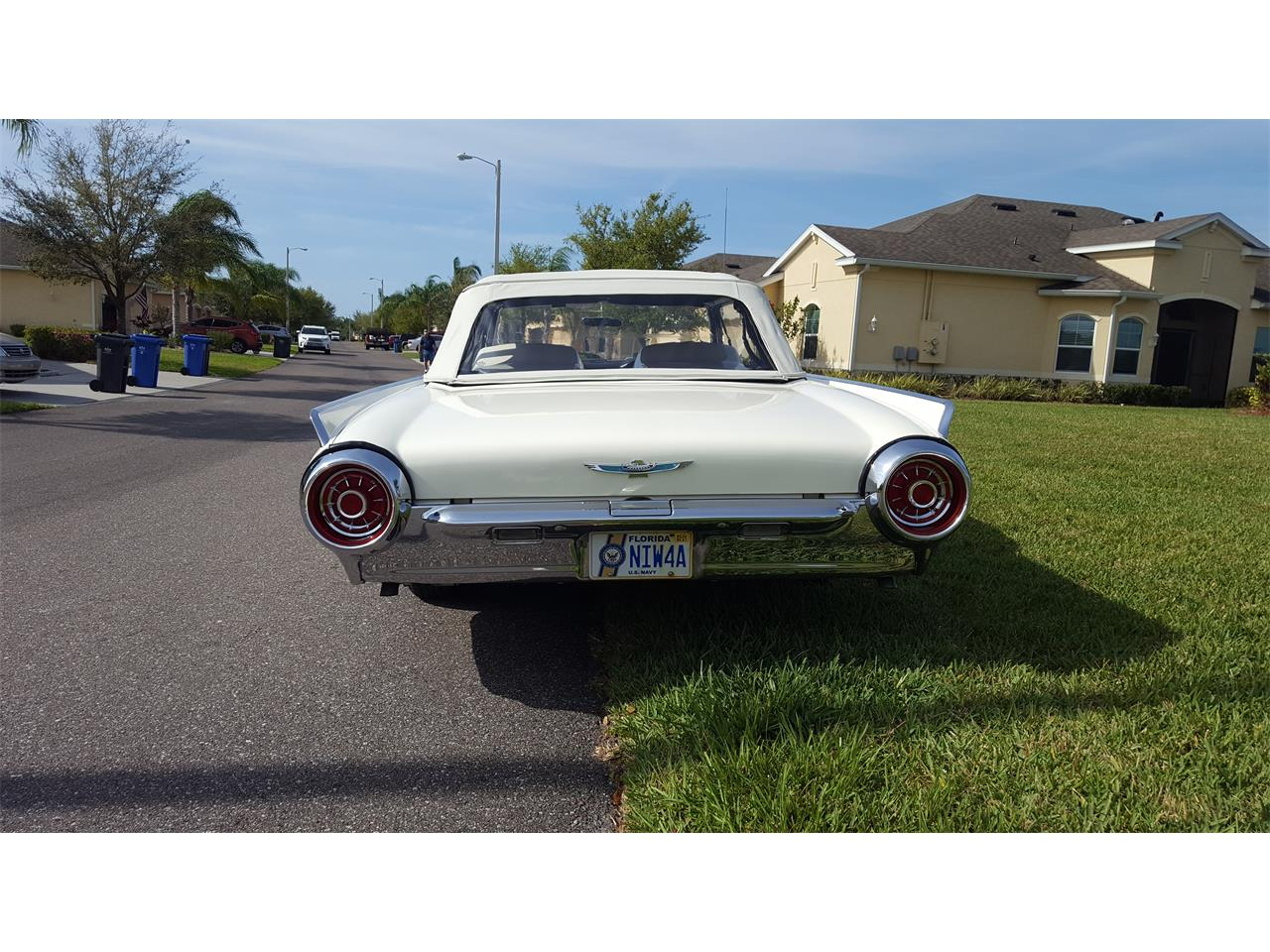 Large Picture of '63 Ford Thunderbird located in Sun City Center Florida - $29,500.00 - PNEF