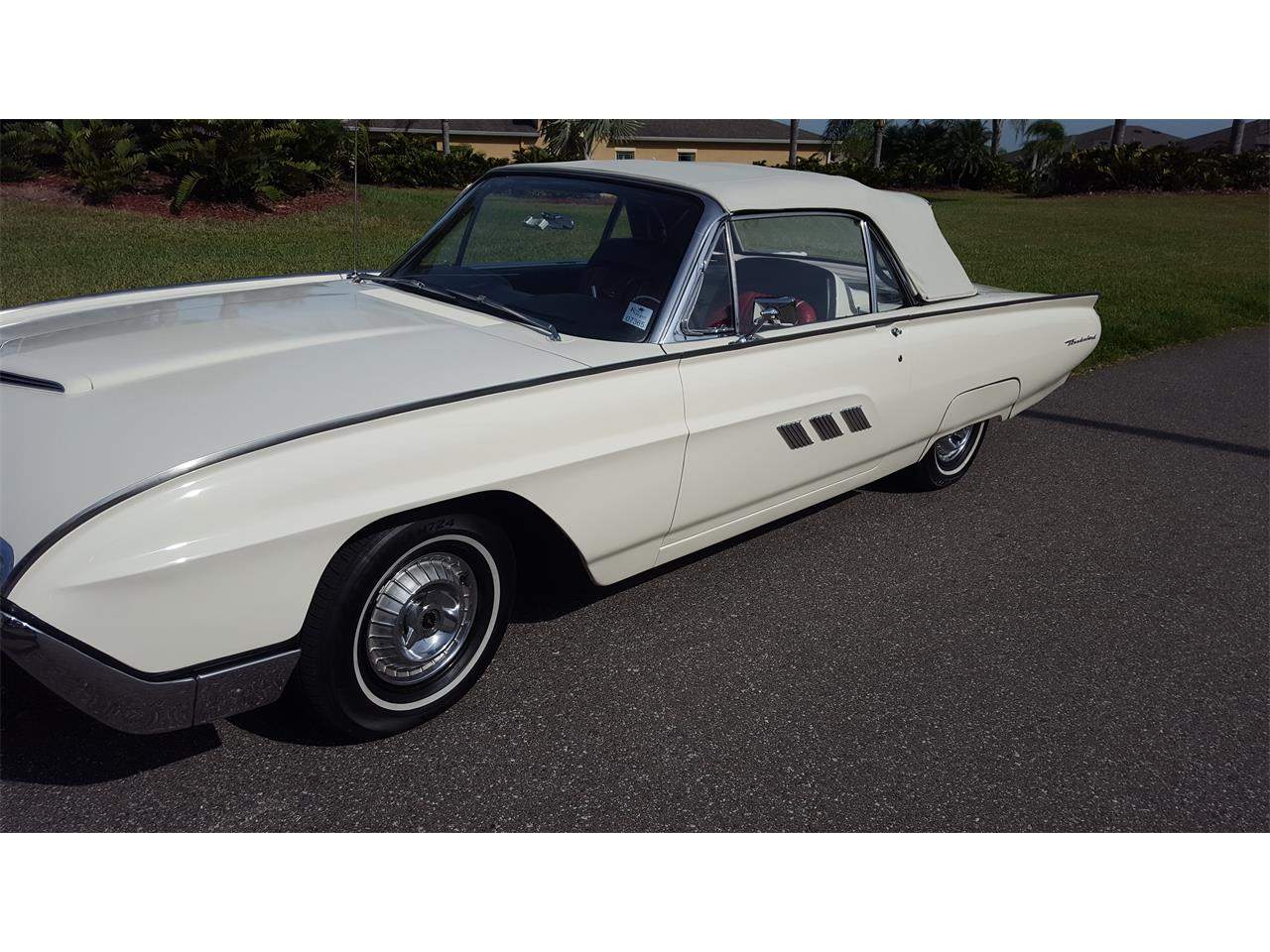 Large Picture of 1963 Ford Thunderbird - $29,500.00 - PNEF