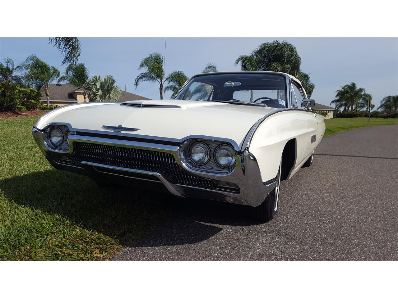 Large Picture of Classic '63 Ford Thunderbird located in Florida - $29,500.00 - PNEF