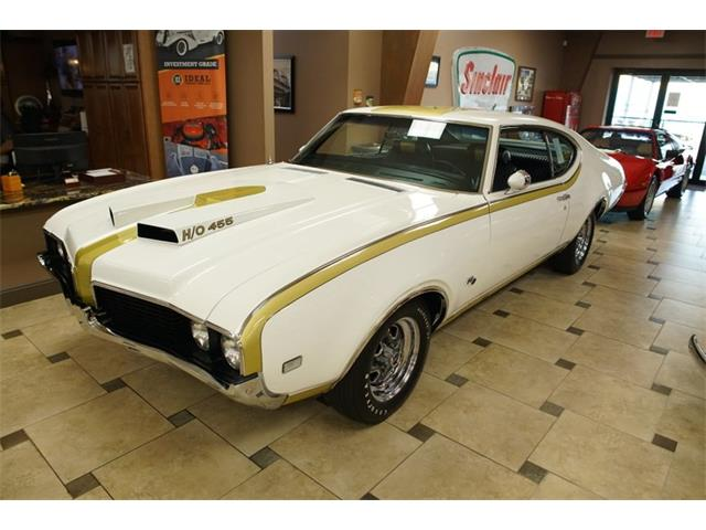 Picture of Classic '69 Oldsmobile 442 Auction Vehicle Offered by  - PIQA