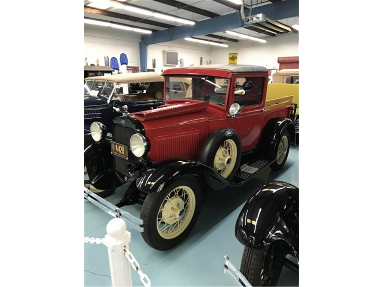 Large Picture of Classic '30 Model A located in Peoria Arizona Offered by Silver Auctions Arizona - PNFB