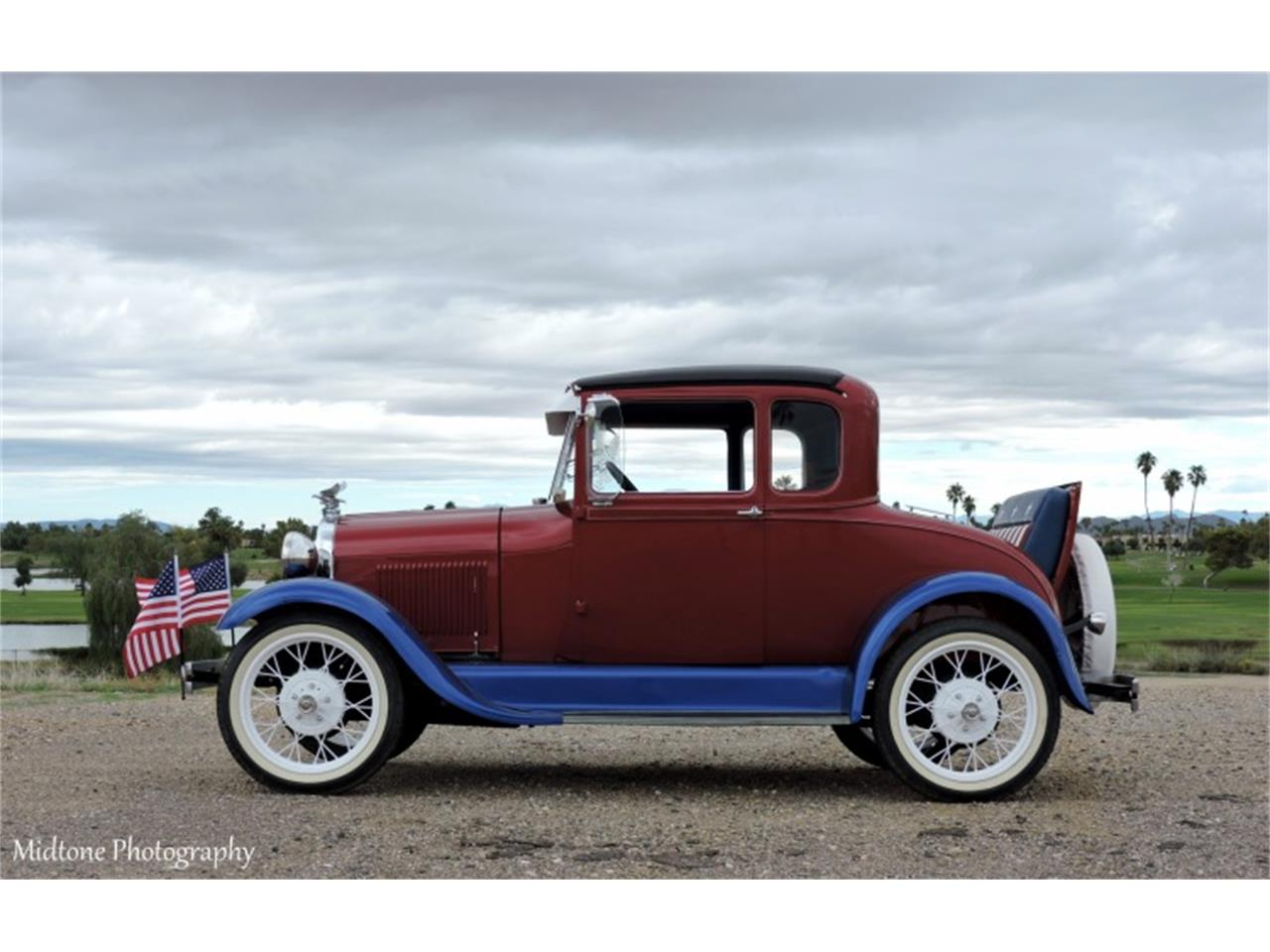 Large Picture of '29 Model A - PNFO