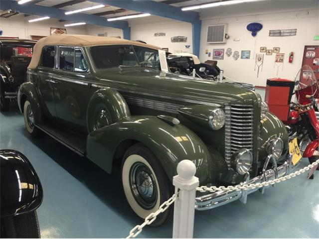 Picture of Classic '38 Buick Century located in Arizona Auction Vehicle - PNGV
