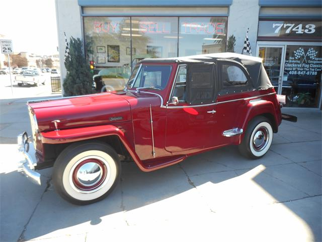 Picture of '49 Jeepster - PNHE