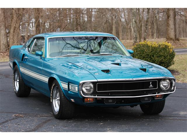 Picture of Classic 1969 GT350 - PNHF