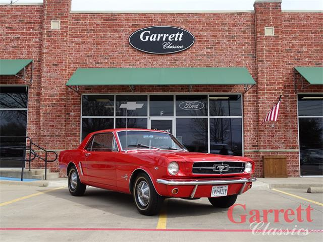 Picture of Classic 1965 Ford Mustang located in Lewisville TEXAS (TX) - PNHJ