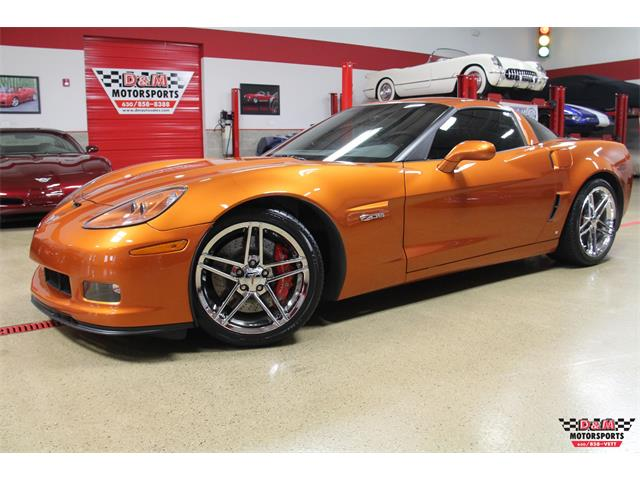 Picture of '07 Chevrolet Corvette Offered by  - PIQK