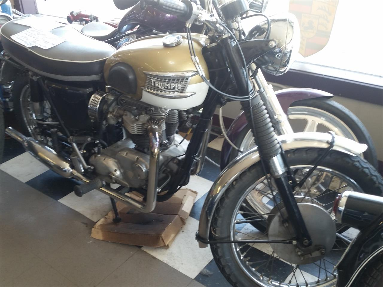 Large Picture of Classic 1964 Triumph T120TT Offered by Giordano's Vintage Motors - PNHL