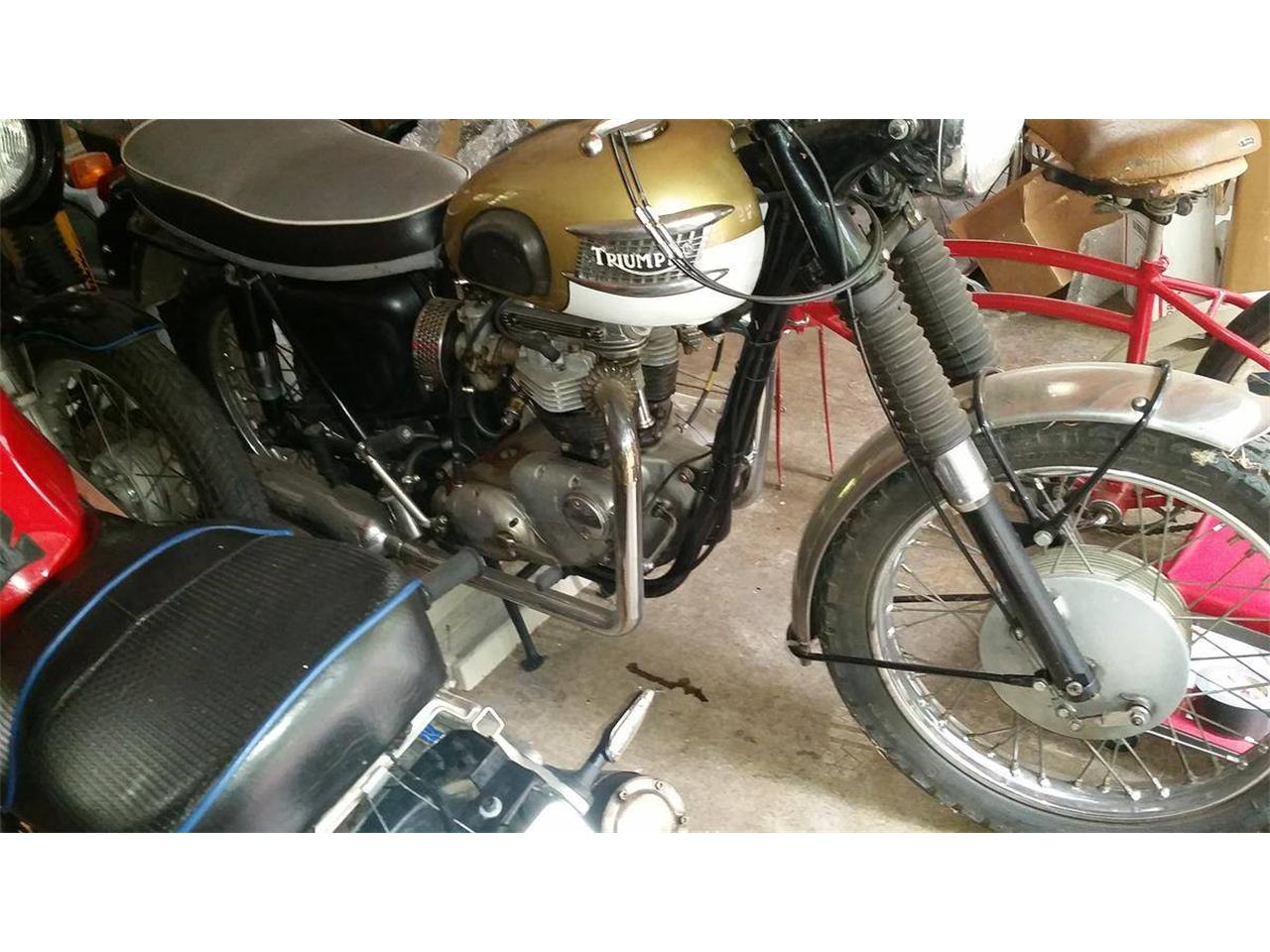 Large Picture of Classic 1964 Triumph T120TT located in Carnation Washington Offered by Giordano's Vintage Motors - PNHL