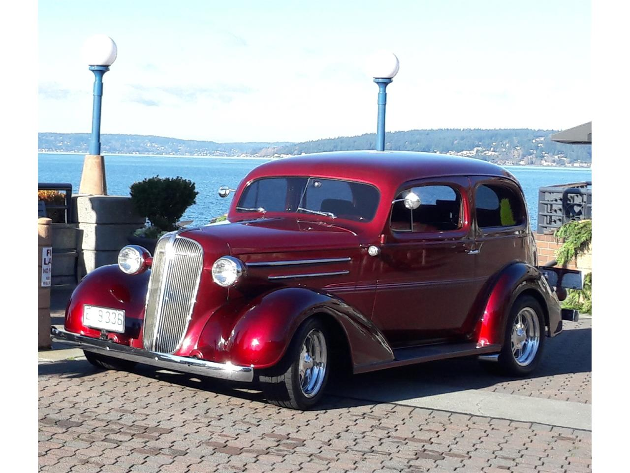 Large Picture of '36 Street Rod - PNHO