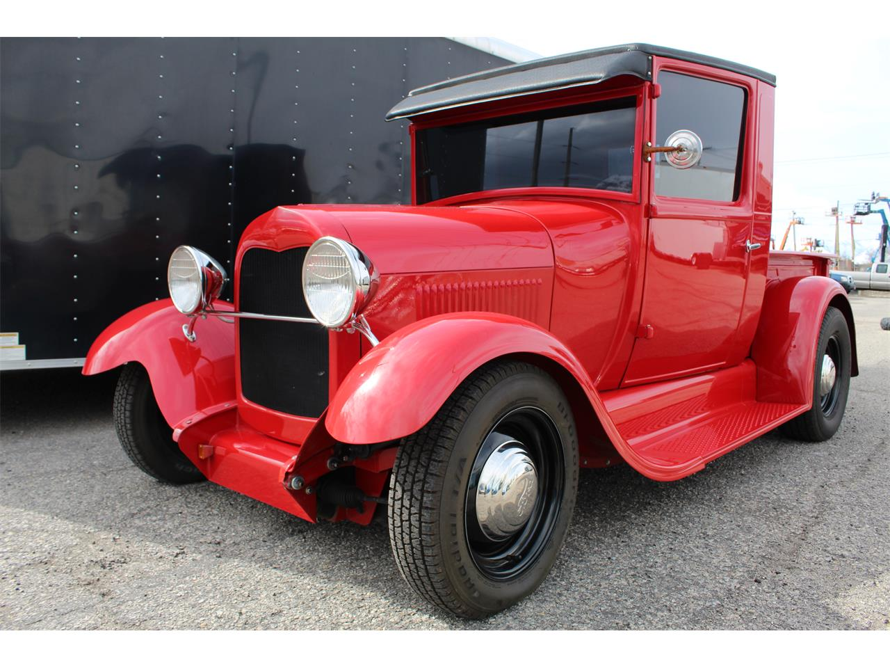 Large Picture of Classic '29 Ford Model A located in Utah Auction Vehicle Offered by Classic Car Auction Group - PNHS