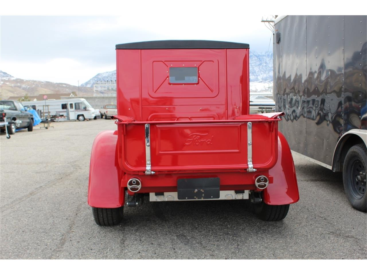 Large Picture of Classic 1929 Ford Model A located in Salt Lake City Utah Auction Vehicle Offered by Classic Car Auction Group - PNHS