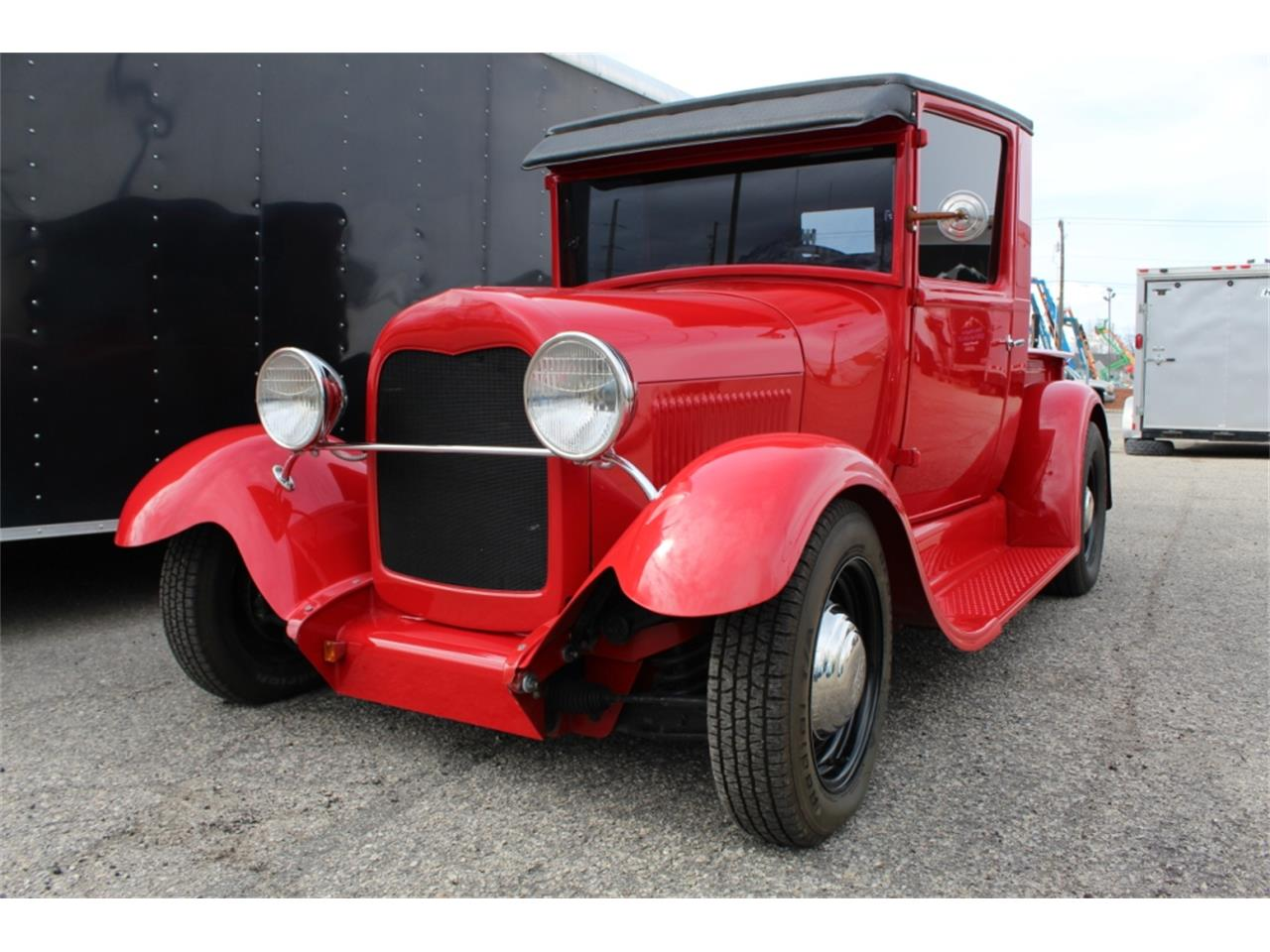 Large Picture of 1929 Model A - PNHS