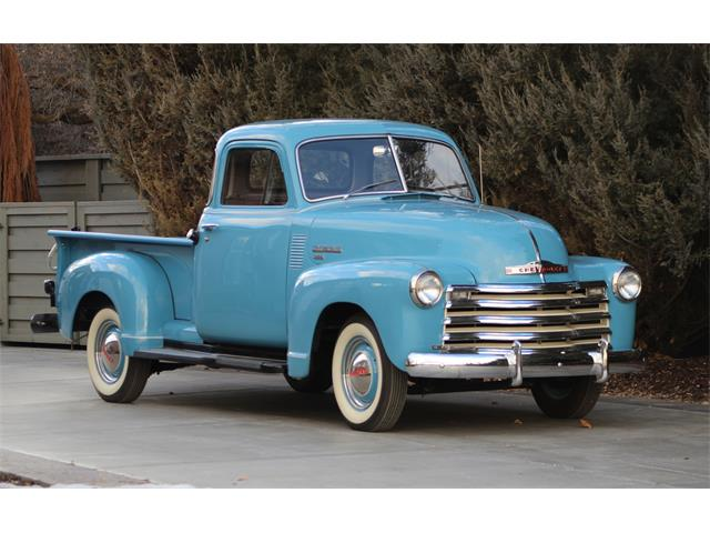 Picture of 1951 Chevrolet 3100 Auction Vehicle Offered by  - PNHT