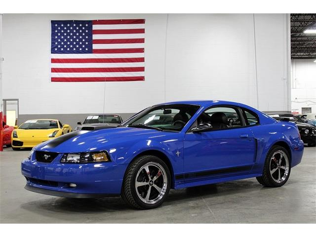 Picture of '03 Mustang - PNI1