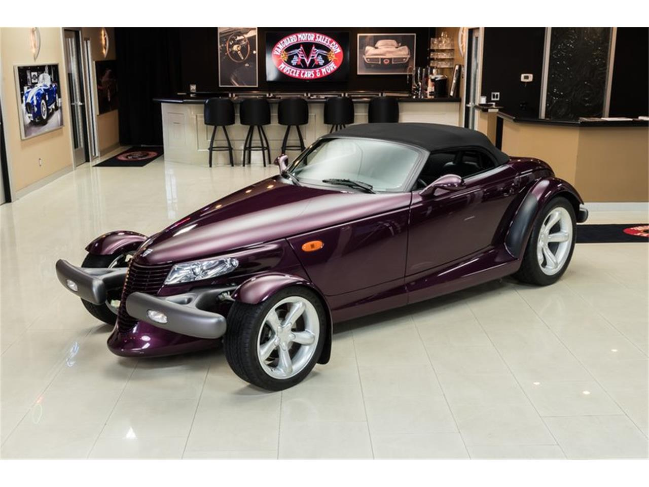 Large Picture of 1997 Prowler located in Michigan Offered by Vanguard Motor Sales - PNI7