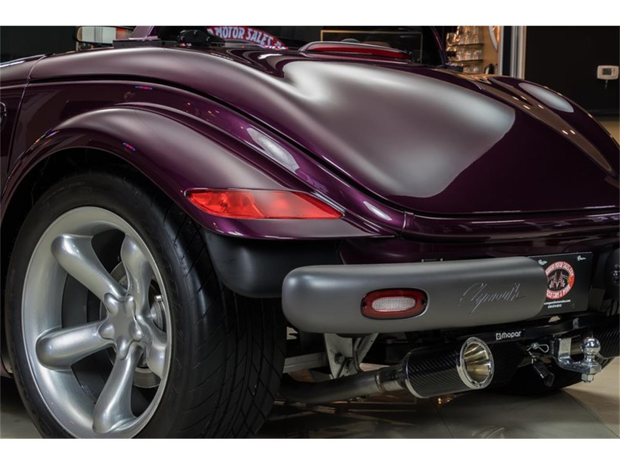 Large Picture of '97 Plymouth Prowler located in Michigan - $42,900.00 Offered by Vanguard Motor Sales - PNI7