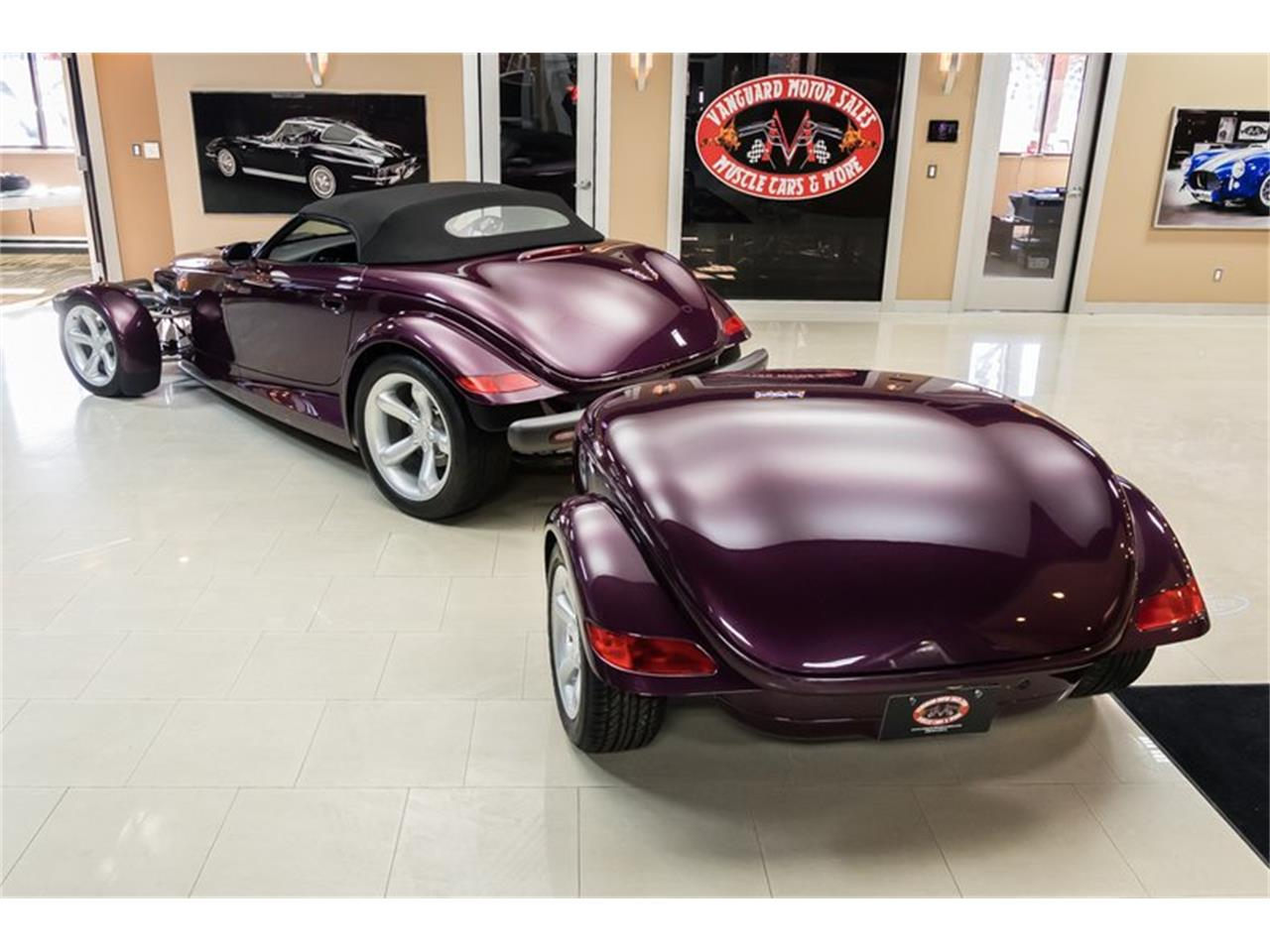 Large Picture of '97 Prowler located in Plymouth Michigan - PNI7