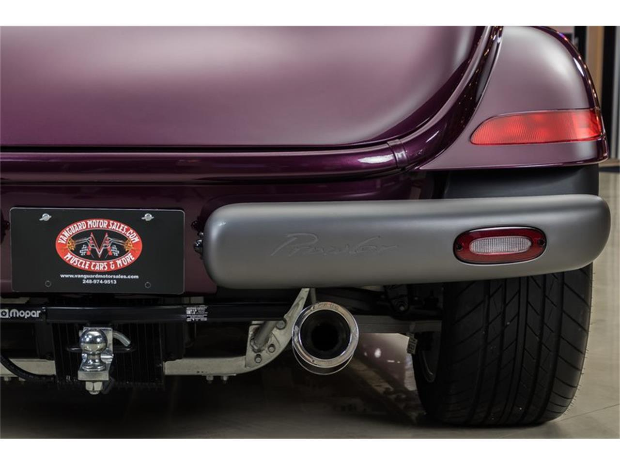 Large Picture of '97 Plymouth Prowler located in Michigan - PNI7