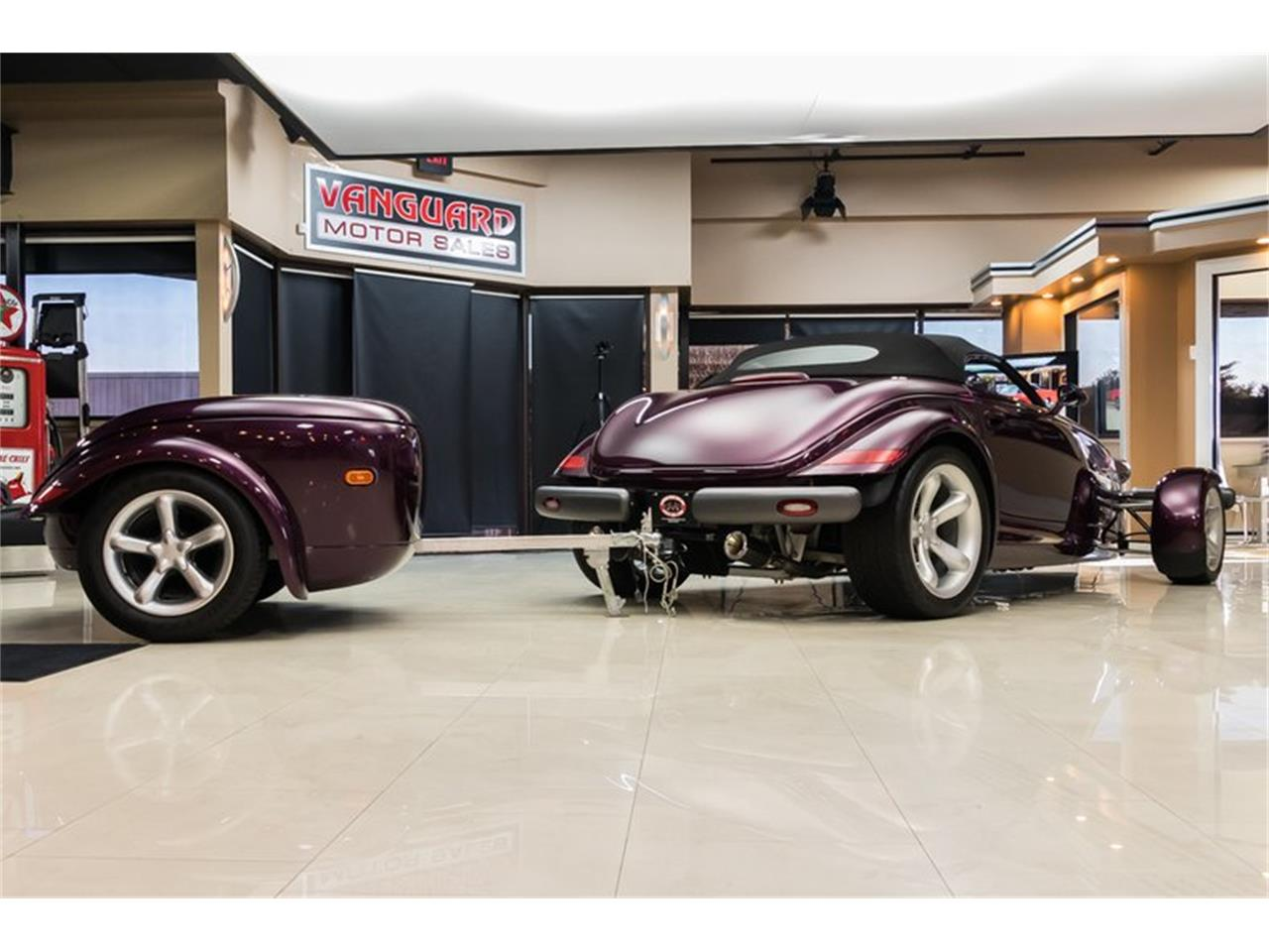 Large Picture of 1997 Prowler located in Plymouth Michigan - PNI7
