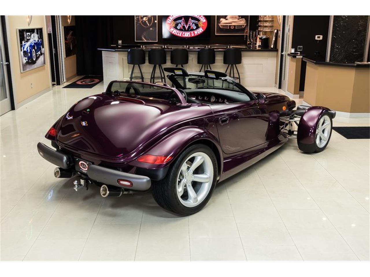 Large Picture of 1997 Plymouth Prowler located in Michigan Offered by Vanguard Motor Sales - PNI7
