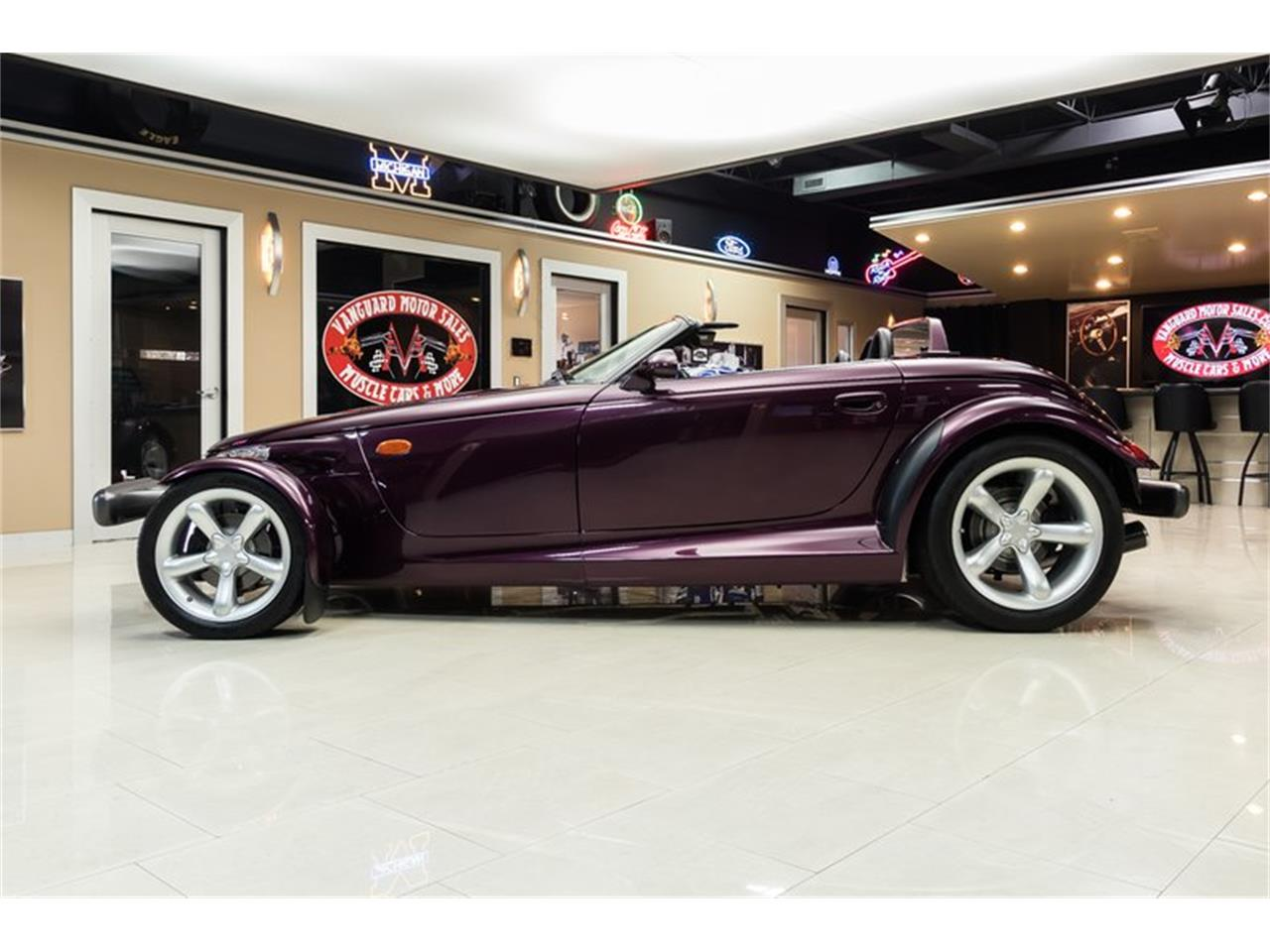 Large Picture of '97 Plymouth Prowler located in Michigan Offered by Vanguard Motor Sales - PNI7