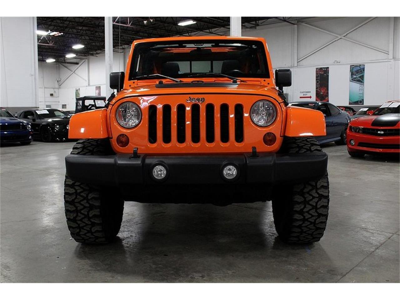 Large Picture of '12 Wrangler - PNIC