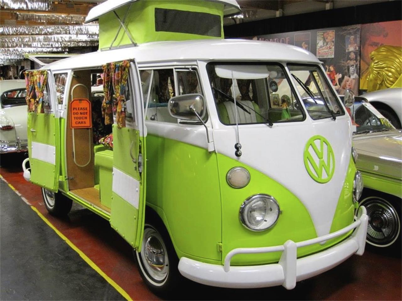 Large Picture of 1967 Westfalia Camper located in Salt Lake City Utah Auction Vehicle - PNJT
