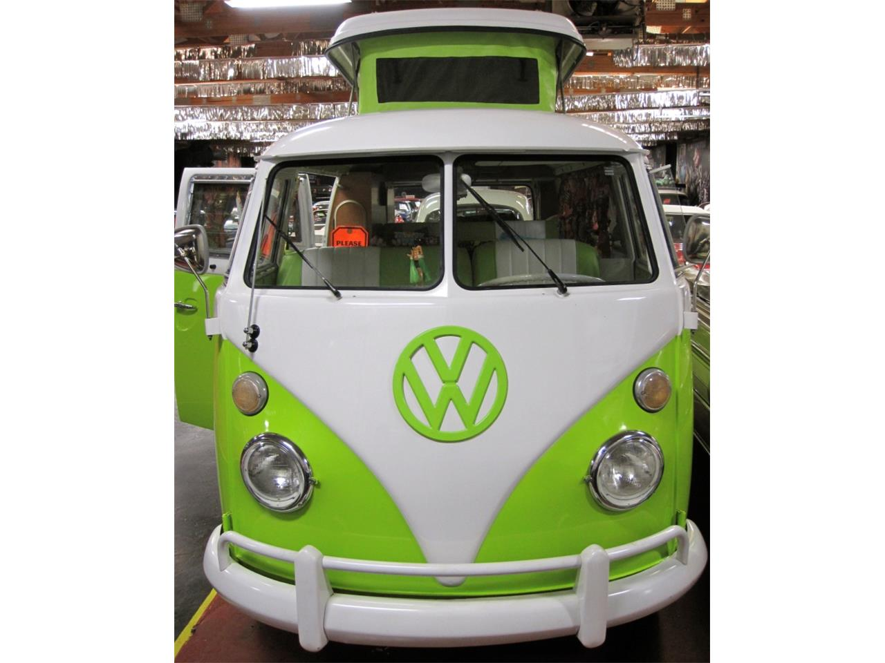 Large Picture of Classic '67 Westfalia Camper Auction Vehicle - PNJT
